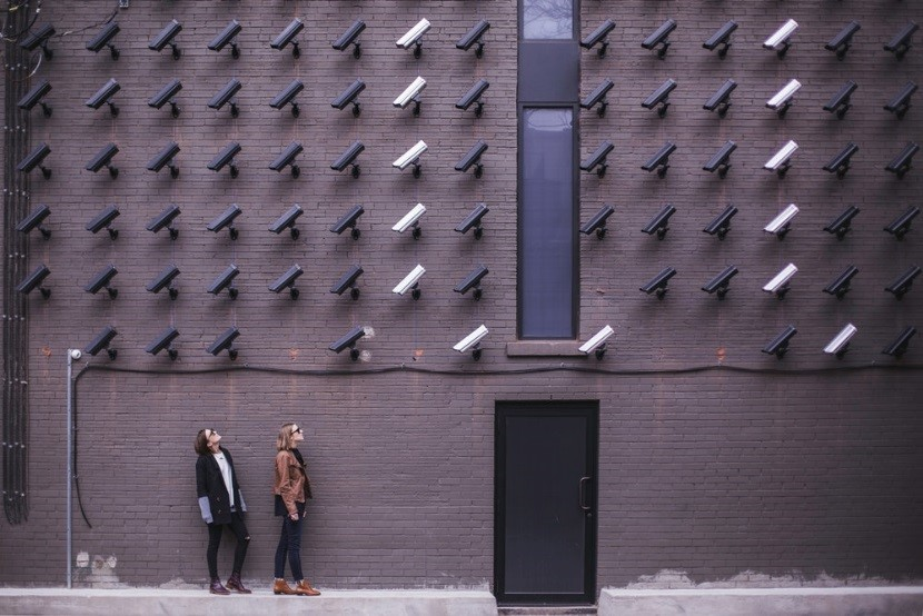 cyber security camera